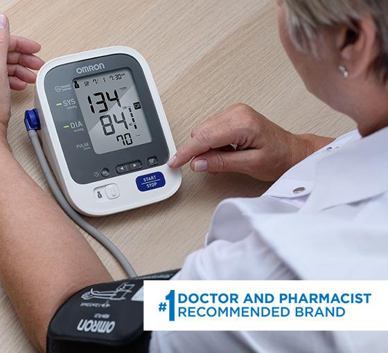 Blood Pressure Monitors Upper Arm Wrist Omron