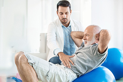 Expert-recommended care for back pain without meds