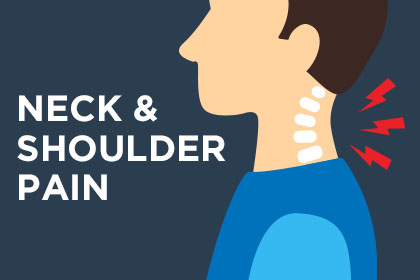 Home remedies and healthy habits for neck and shoulder pain