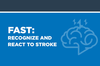 FAST: Recognize and React to Stroke