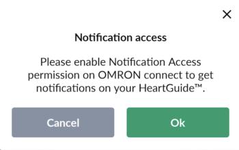 Android Notification Screenshot
